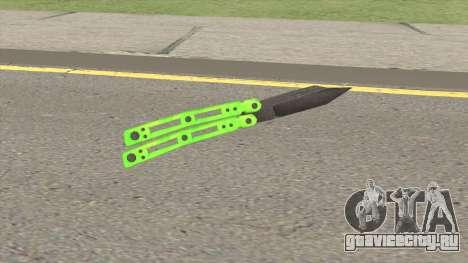 Knife V2 (Apocalypse) для GTA San Andreas