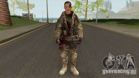 Rick Gould From Spec Ops: The Line для GTA San Andreas
