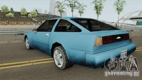 Annis Euros 86 для GTA San Andreas