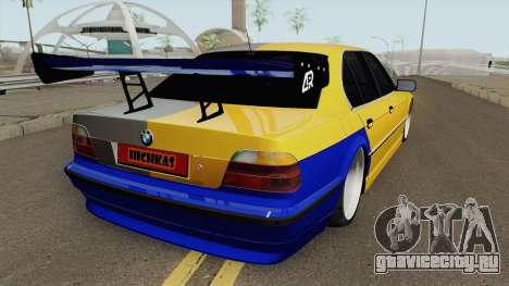 BMW Full Tuning для GTA San Andreas