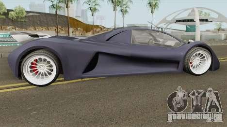 Principe Deveste Eight GTA V для GTA San Andreas