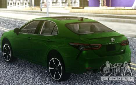 Toyota Camry V70 XSE для GTA San Andreas
