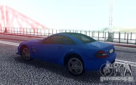 Mercedes-Benz SL65 для GTA San Andreas