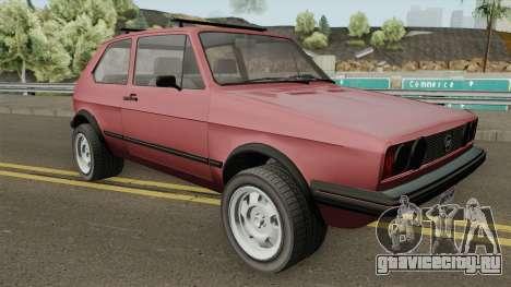BF Club GTR GTA V для GTA San Andreas