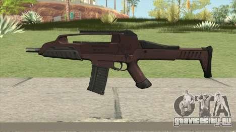 XM8 Compact V2 Red для GTA San Andreas