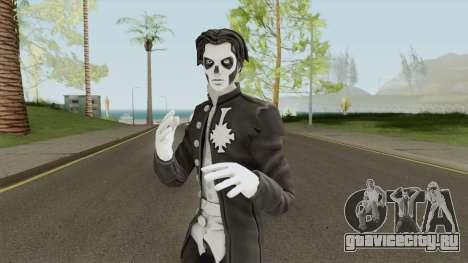 Papa Emeritus lll From Ghost Band для GTA San Andreas