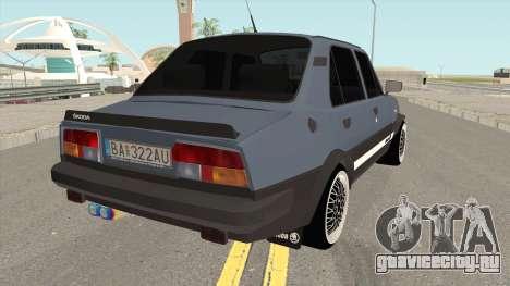 Skoda 120 S для GTA San Andreas