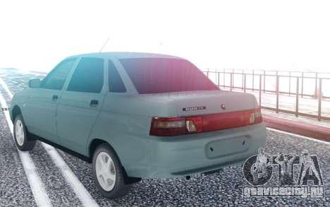 Lada Bogdan 2110 для GTA San Andreas