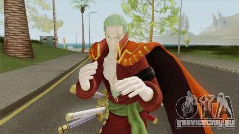 Roronoa Zoro V1 (One Piece Pirate Warrior 3) для GTA San Andreas