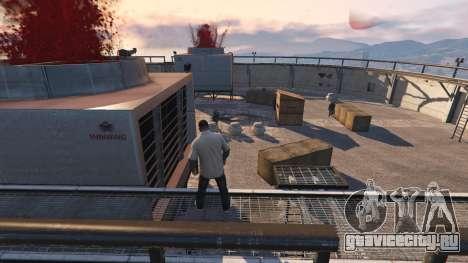 Hell Mode для GTA 5