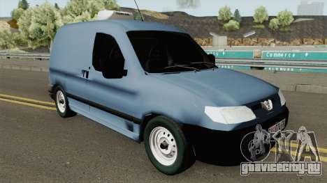 Peugeot Partner Mk1 Furgon 1996 для GTA San Andreas