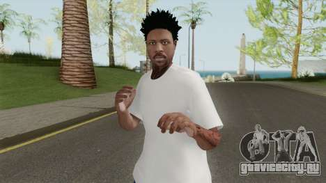 Skin Random 145 New York Knicks для GTA San Andreas