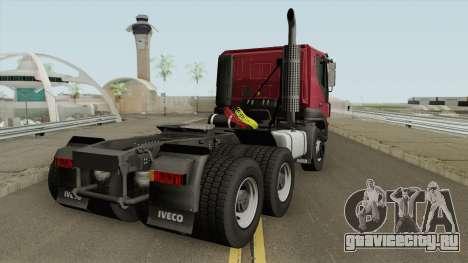 Iveco Trakker E4 2007 V2 для GTA San Andreas