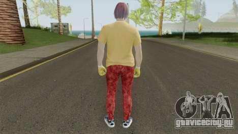 Skin Random 4 для GTA San Andreas