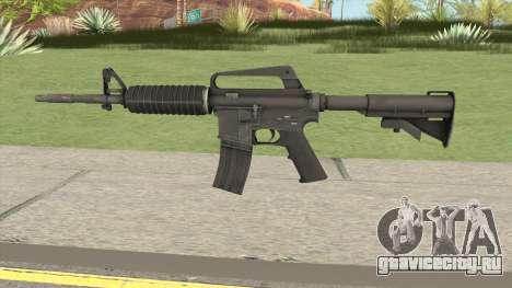 CS:GO M4A1 (Default Skin) для GTA San Andreas