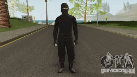 Criminal Skin 2 для GTA San Andreas