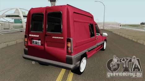 Renault Express для GTA San Andreas