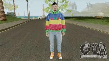 Skin Random 3 для GTA San Andreas