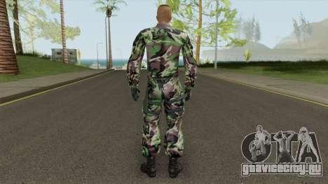 Special Force (SFPH) ROKMC для GTA San Andreas