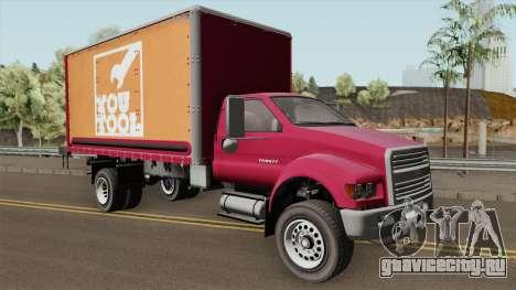 Vapid Yankee 2nd GTA V для GTA San Andreas