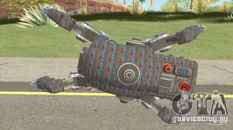 Robot Bomb для GTA San Andreas