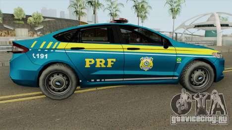 Ford Fusion Policia Rodoviaria Federal для GTA San Andreas