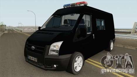 Ford Transit Policija BiH для GTA San Andreas