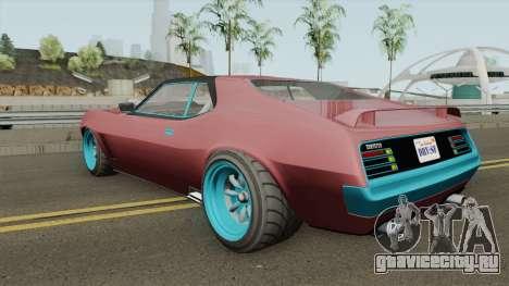 Schyster Deviant GTA V для GTA San Andreas
