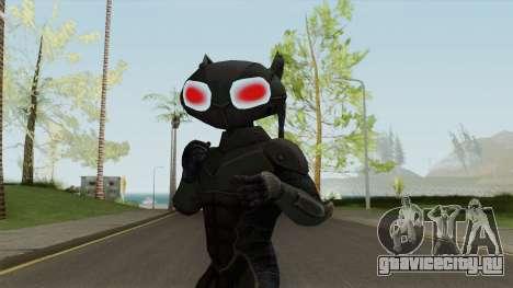 Black Manta (Heroic) From DC Legends для GTA San Andreas