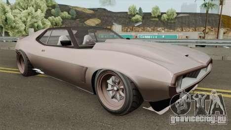 Schyster Deviant GTA V Stock для GTA San Andreas
