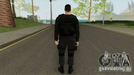 The Punisher для GTA San Andreas