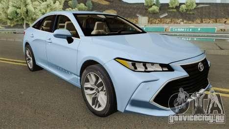 Toyota Avalon 2019 XLE High Quality для GTA San Andreas