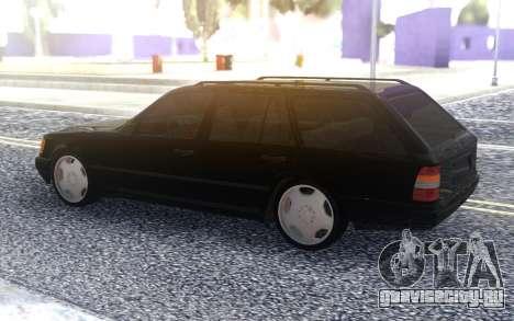 Mercedes-Benz E-Class W124 для GTA San Andreas