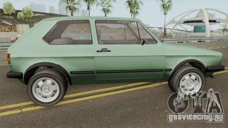 BF Club GTR GTA V IVF для GTA San Andreas