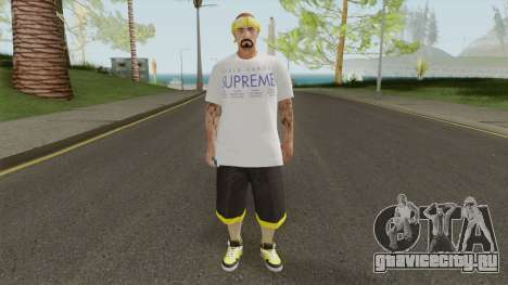 Skin Random 140 (Outfit Lowrider) для GTA San Andreas