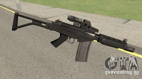 Tactical Assault Rifle для GTA San Andreas