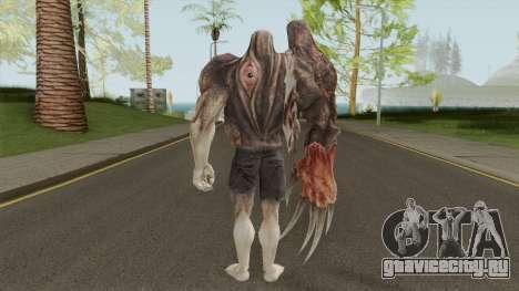 William Birkin (Form 2) From Resident Evil для GTA San Andreas