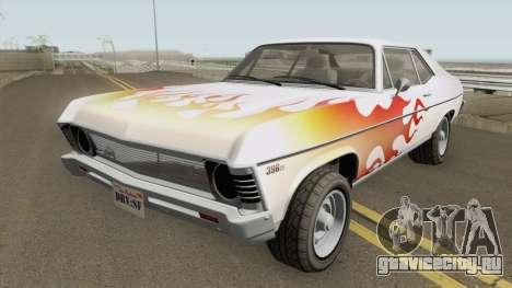 Declasse Vamos GTA V для GTA San Andreas