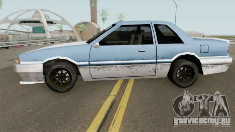 Previon Levin (Initial D) для GTA San Andreas
