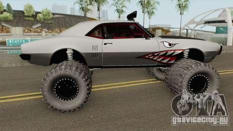 Pontiac Firebird Off Road Shark 1968 для GTA San Andreas