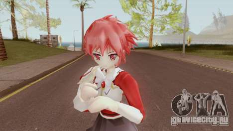 Hikaru Shidou для GTA San Andreas