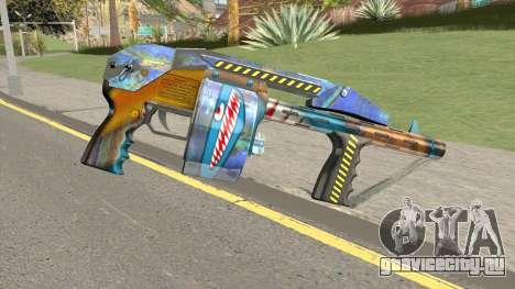 Shotgun (Monster Skin) для GTA San Andreas