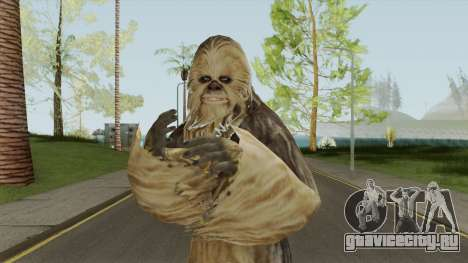 New Bigfoot Skin для GTA San Andreas