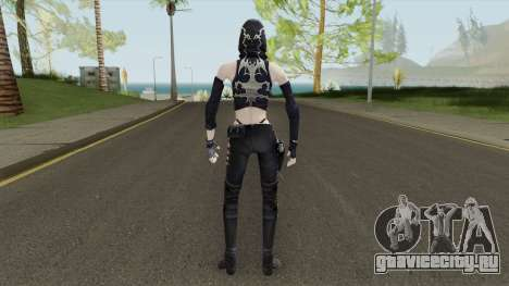 Special Force (SFPH) Black Devil для GTA San Andreas