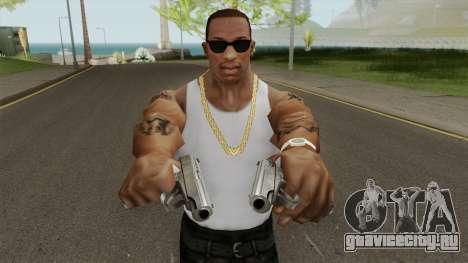 Insurgency MIC Makarov для GTA San Andreas