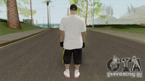 Skin Random 138 (Outfit Lowrider) для GTA San Andreas