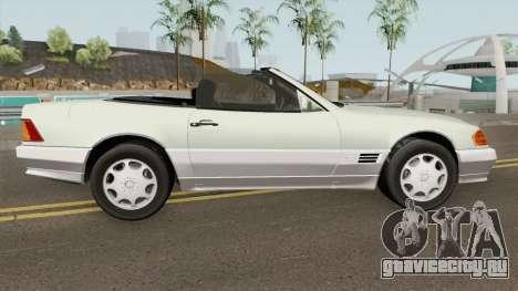 Mercedes-Benz SL-Class 500SL 1993 (US-Spec) для GTA San Andreas
