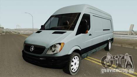 Mercedes-Benz Sprinter (SA Style) для GTA San Andreas
