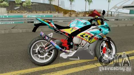 BMW 1000RR для GTA San Andreas