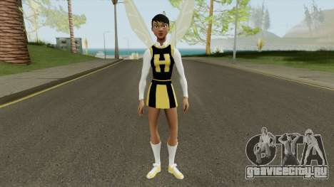 Bumblebee From Young Justice V3 для GTA San Andreas